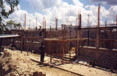 High School/Trade School being constructed